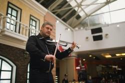 21 и 26 марта 2017г. Бесплатный концерт скрипача-виртуоза Артема Реутова